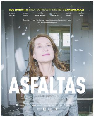 Asphalte - Poster - Lithuania