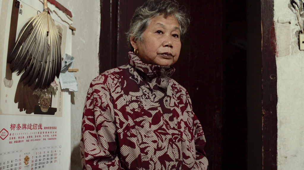 Dominique Auvray - © Wang Bing