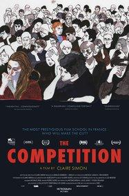 The Competition - Poster - USA