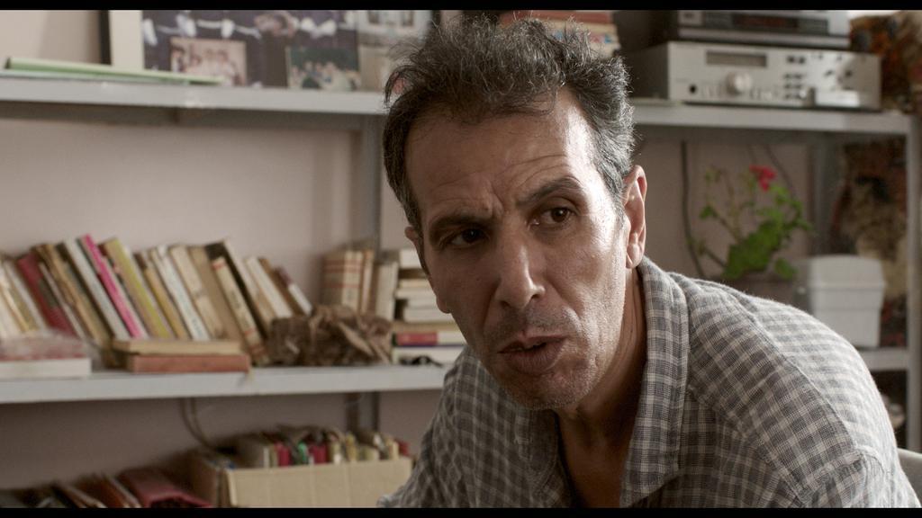 Bachir Derrais - © Pierre Aãm-Liaison Cinématographique
