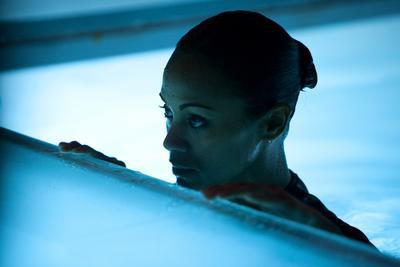 Zoé Saldana - © Magali Bragard / Carlos Somonte / Ken Browar / Europacorp / Tf1 Films Productions / Grive Productions