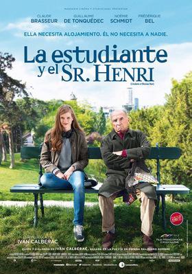 L'Étudiante et Monsieur Henri - Poster - Mexico