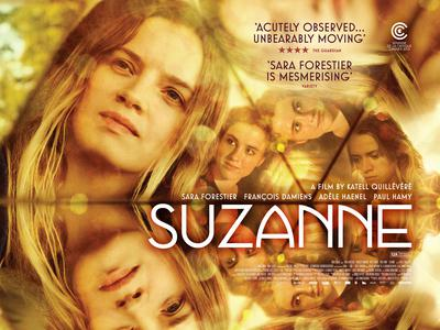 Suzanne - Poster - The United Kingdom