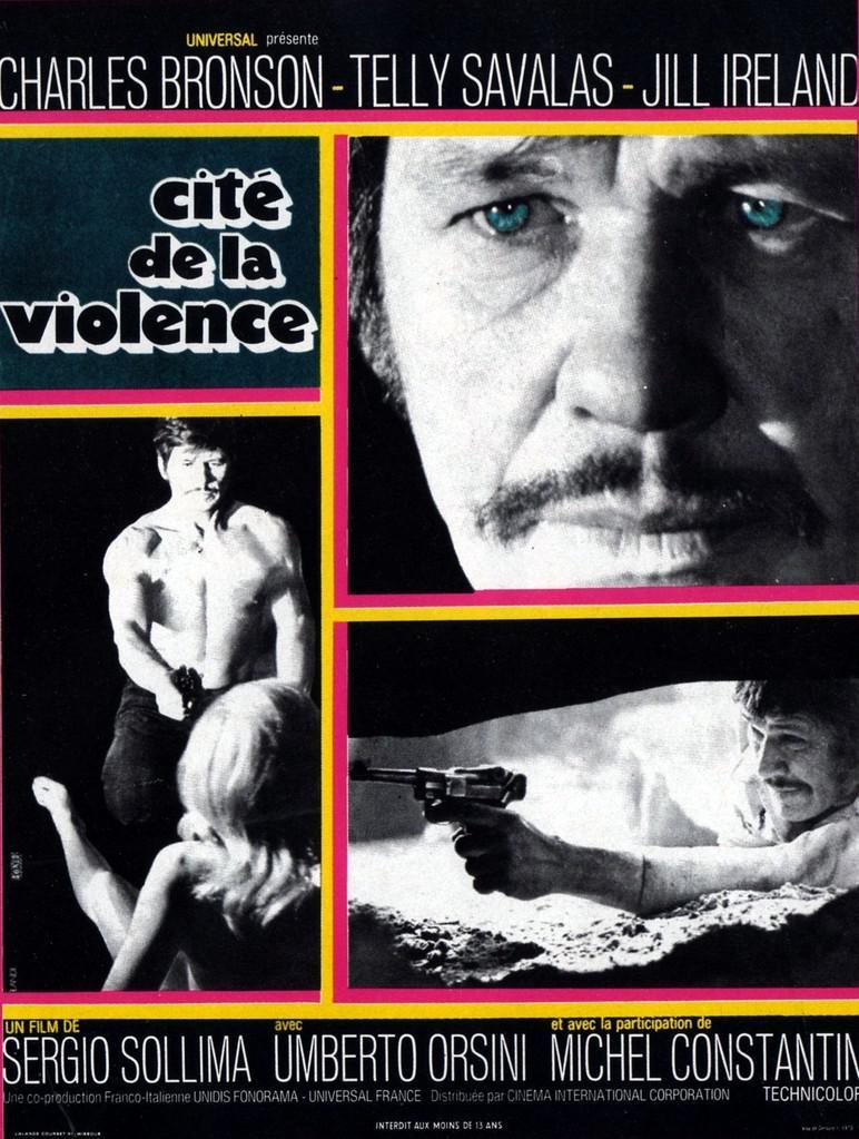 Cité de la violence