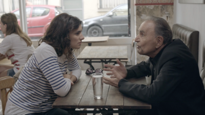 A French film (Kind Of)