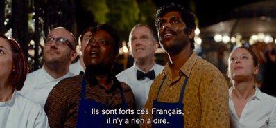 Dos comedias francesas superan cifras simbólicas en el extranjero