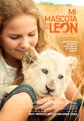 Mia and the White Lion - Poster - Mexico