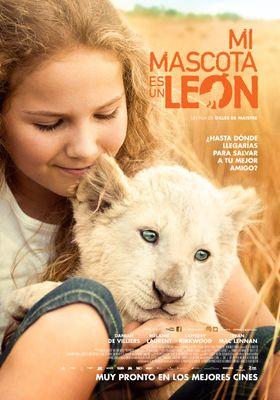 Mia y el león blanco - Poster - Mexico