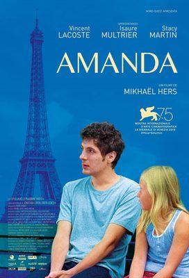 Amanda - Poster - Brazil