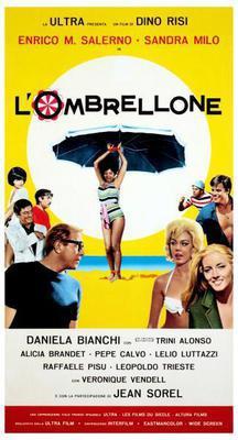 El Parasol - Poster Italie