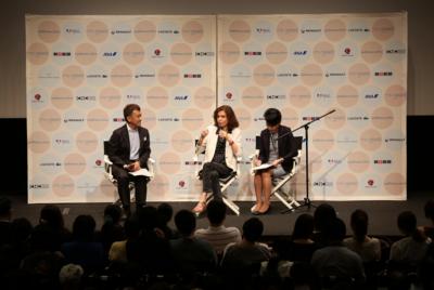 Bilan du Festival du Cinéma Français au Japon - © Rumi Shirahata