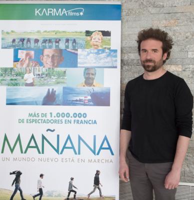 Highlights of the Tu Cita con el Cine Francés event in Madrid - Cyril Dion