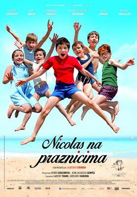 Les Vacances du petit Nicolas - Poster - Croatia