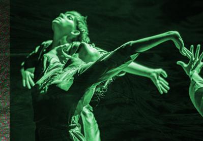Ève, la danse est un espace sans lieu