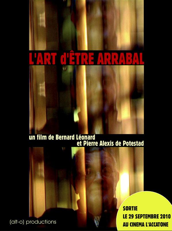 L'Art d'être Arrabal