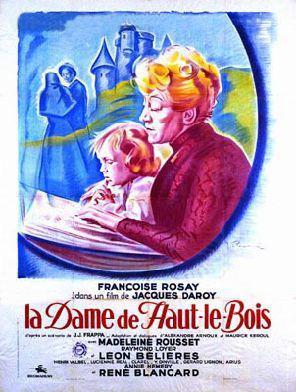 La Dame de Haut-Le-Bois