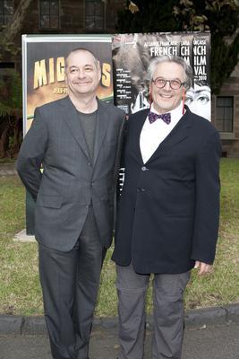 Australia reciba a tres directores franceses - Jean-Pierre Jeunet et George Miller - © Dr