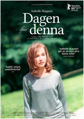 El porvenir - Poster - Denmark