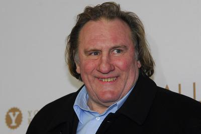 Gérard Depardieu presents Small World in Berlin - Norbert Kesten