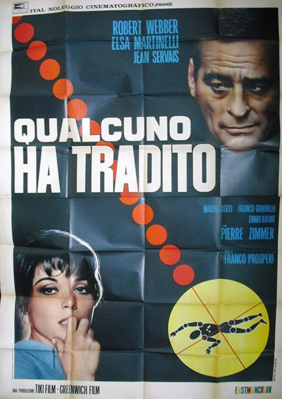 Every Man Is My Enemy - Poster - Italy