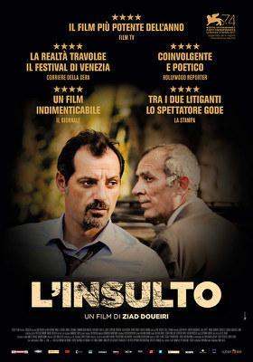 El Insulto - Poster - Italy