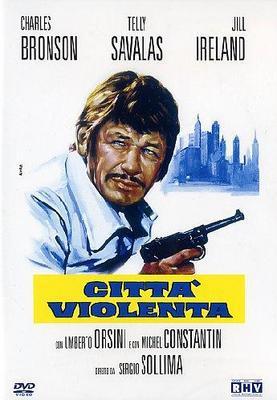 Ciudad violenta - Poster Italie