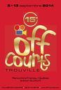 Festival Off-Courts de Trouville - 2014