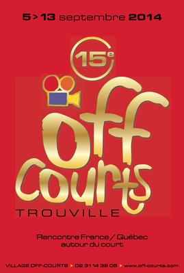 Festival Off-Courts de Trouville - 2014