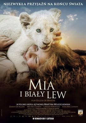 Mia et le lion blanc - Poster - Poland
