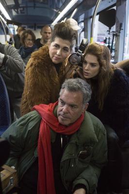 Un tramway à Jérusalem - © Agav Films - CDC Productions