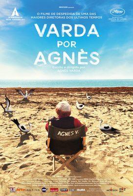 Varda por Agnès - Poster - Brazil