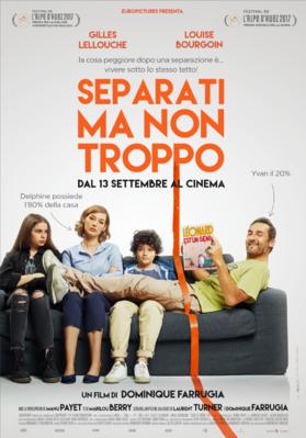 Sous le même toit - Poster - Italy