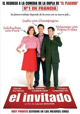 L' Invité - Poster Argentine