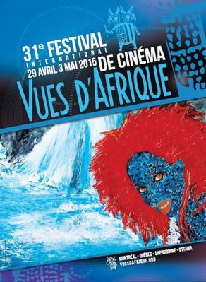 Festival de Cine de Montreal Vues d'Afrique - 2015