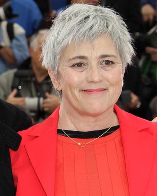 """Claudine Nougaret - © festival de Canes 2012 présentation de """"Journal de France""""."""
