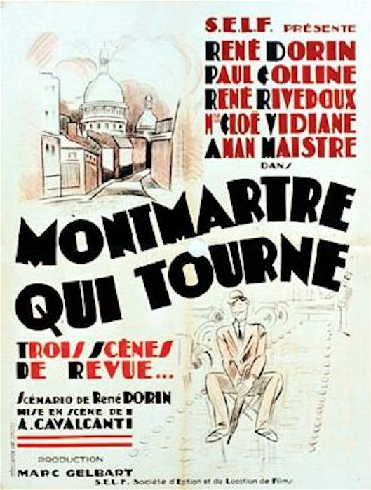 Montmartre qui tourne