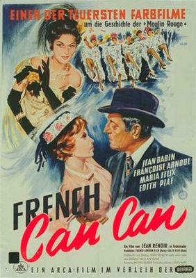 French Cancan - Poster Allemagne