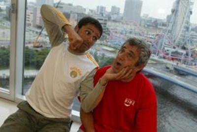 東京発:『父と息子』インタビュー