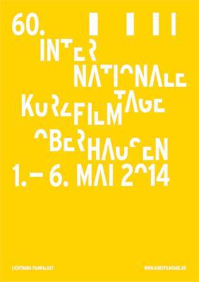 Festival international du court-métrage d'Oberhausen  - 2014
