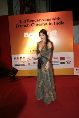 2nd French Film Meetings in India - Fanny Valette - © Unifrance.org
