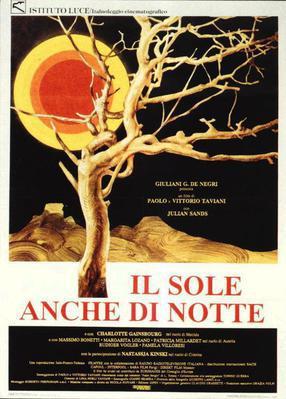 El Sol también sale de noche - Poster - Italie