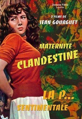Maternité clandestine - Jaquette DVD France