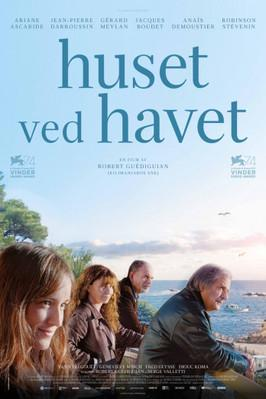 The House by the Sea - Poster - Denmark
