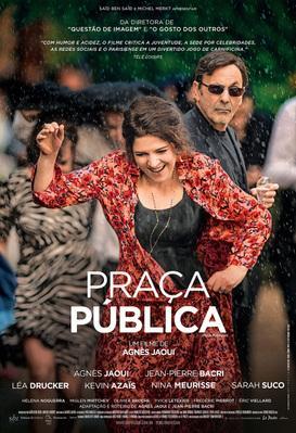Place publique - Poster - Brazil