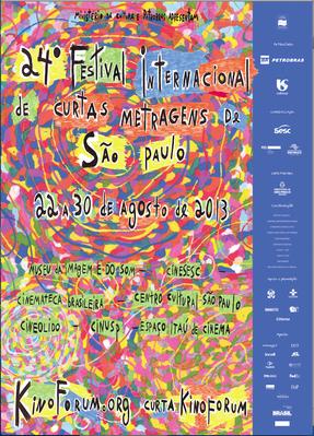 São Paulo  International Short Film Festival - 2013