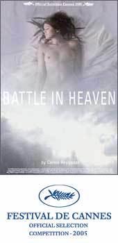 Batalla en el cielo - Poster - Mexico