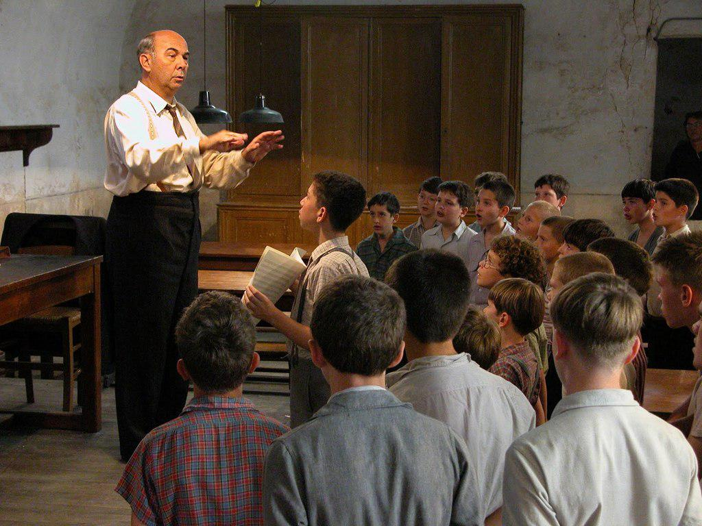 Les choristes 2004 unifrance films for Die kinder des