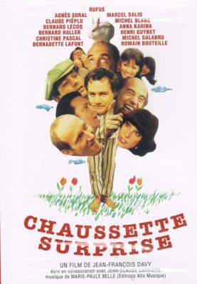 Chaussette surprise (ou Boum à l'hosto)