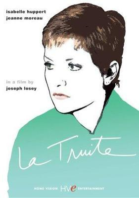 La Truite (The Trout) - Jaquette DVD Etats-Unis