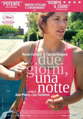 Dos días, una noche - Poster -Italy